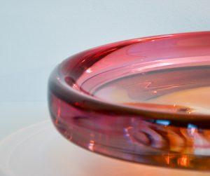 Edles Kristall aus einer könglichen Manufaktur