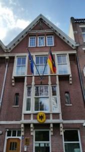 Administrative Hürden - Besuch der Botschaft