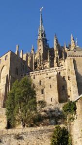 Weltberühmt: Mont-Saint-Michel