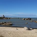 Wunderbare Strände in der Bretagne