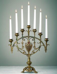 Wunderschöner Kerzenleuchter