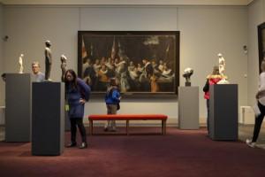 Das Kunstmuseum in Haarlem