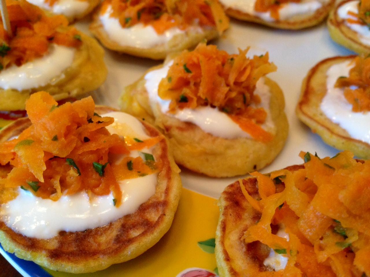 Mini-Mais-Pancakes