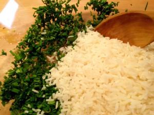 Wichtigste Zutat: Reis