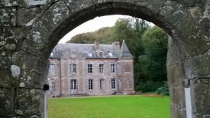 Schloss in Saint-Martin-aux-Buneaux