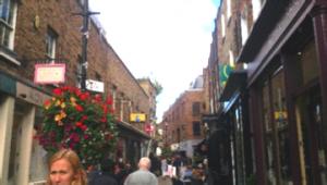 Ein Geheimtipp für London Besucher: Camden Passage