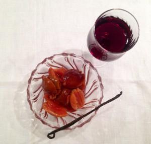 Zutaten Pflaumen-Portwein-Sauce