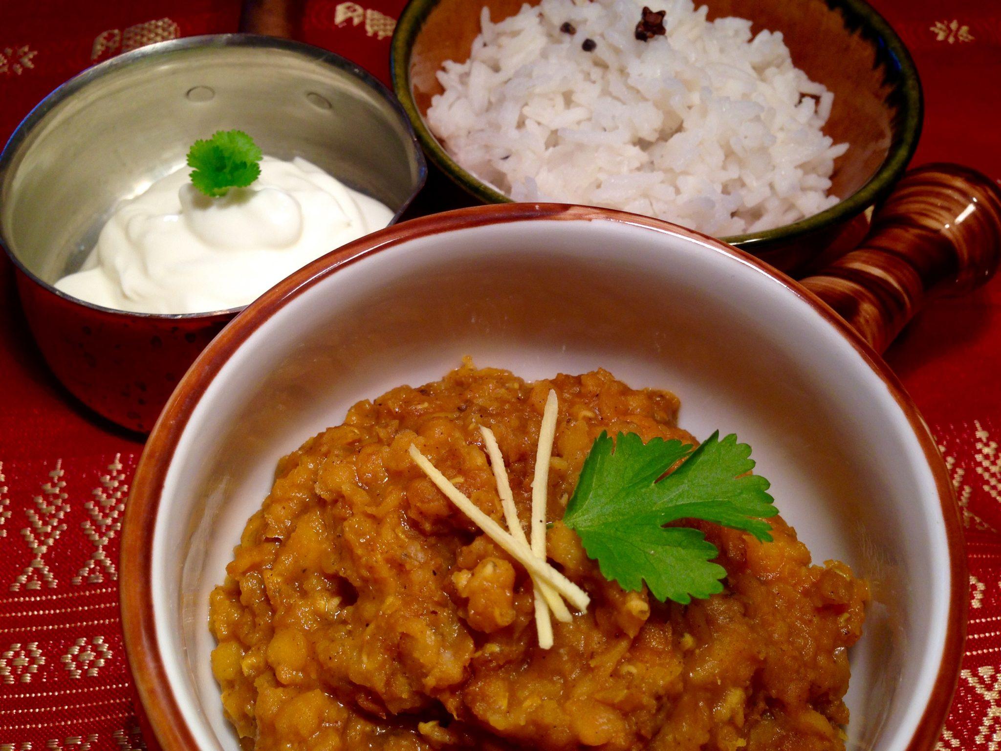 Dal - ein leckeres Linsengericht