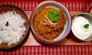 Dal - indisches Linsengericht