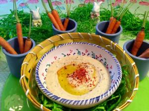 Eine vegetarische Variante für ein Buffet