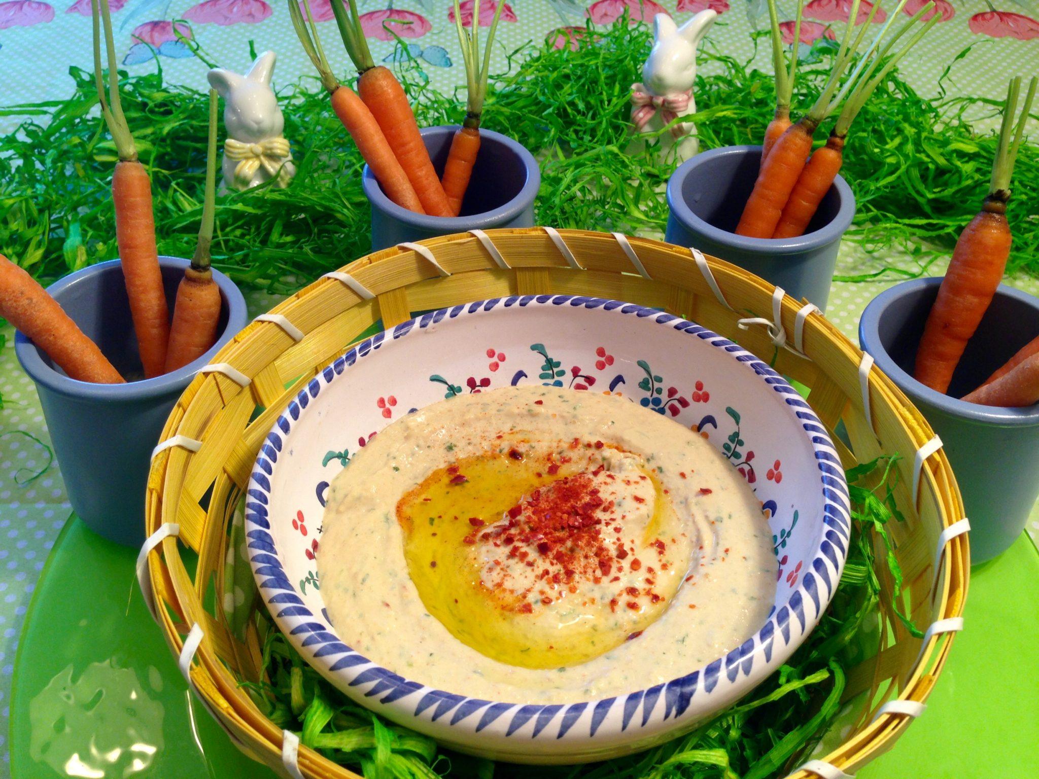 Hummus - der perfekte Dip