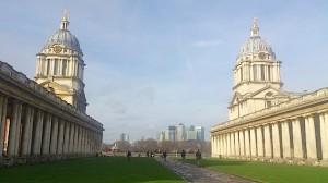 Greenwich - beeindruckende Architektur