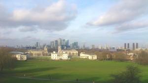 Greenwich - vor den Toren der Londoner City