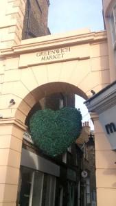 Shoppen in Greenwich