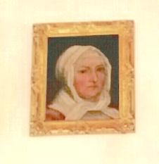 Ein Porträt der Haushälterin