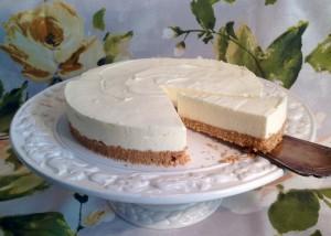 American Cheesecake - perfekt für heisse Tage