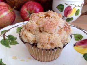 Perfekt für den Herbst: Apfel-Muffins