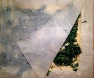 Dünne Yufka-Blätter