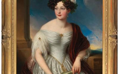 Gräfin Claudine Rhédey: Tragisches Ende einer großen Liebe