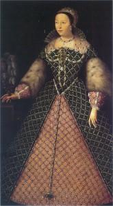 Katharina von Medici, unbekannter Künstler, via Wikimedia