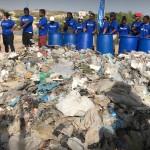 Müll wird wieder recycelt