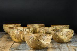 Kunstwerke aus Holz
