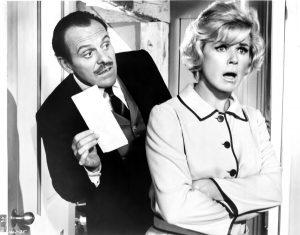 """Doris Day im Film """"Wo warst Du, als das Licht ausging"""""""