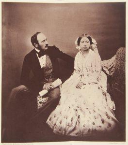 Frisch verliebt im Jahr 1854