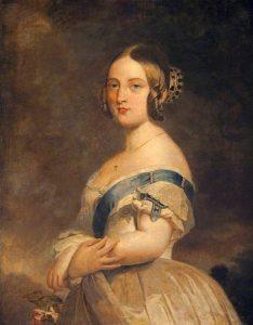 Ein Porträt des berühmten Malers Franz Xaver Winterhalter