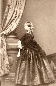 Eine Fotografie von Queen Victoria