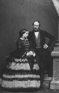 Victoria und Albert im Jahr 1861