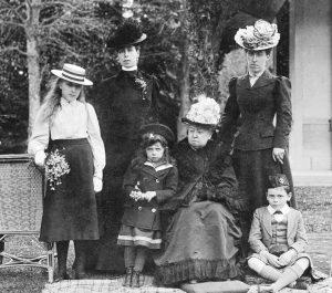 Victoria hatte 9 Kinder und eine große Familie