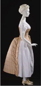 Modetrend Ende des 19. Jahrhunderts: der Wattehintern