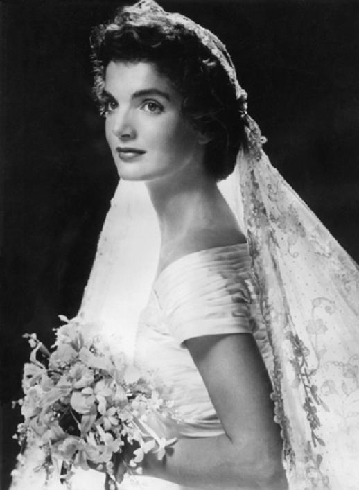 Jacqueline Kenndy Hochzeitsfoto