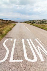 Beschreiten neuer Wege - Slow Living