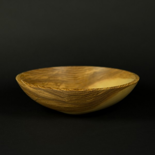 Schale aus Eschenholz