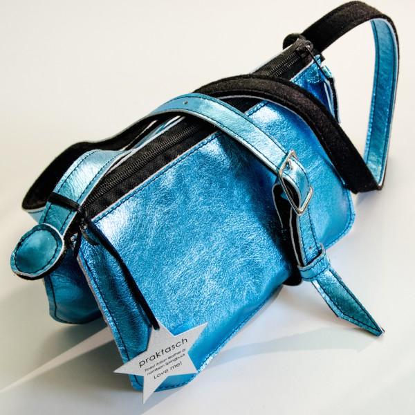 Handtasche in Iceblue