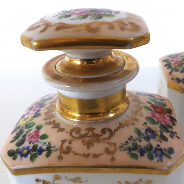 Teedosen mit Blattgold