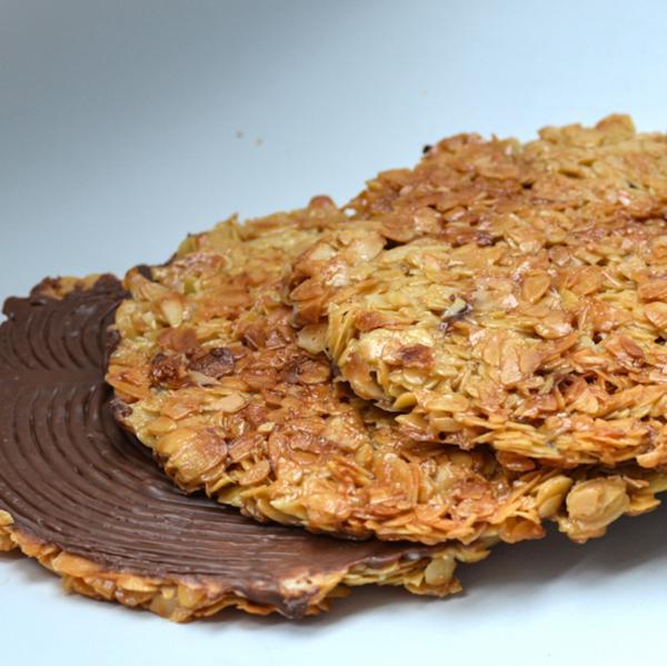 Riesenflorentiner Vollmilchschokolade