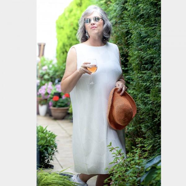 Plisseekleid - ein Traummodell für den Sommer
