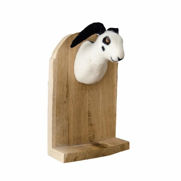 Filz-Hase mit Ablage