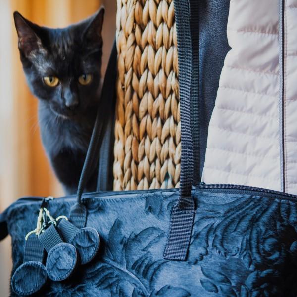 Handtasche Black Lilly